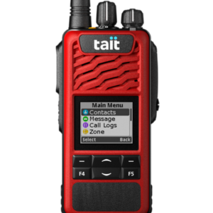 TP3300_front_4-key_red_tait_sm